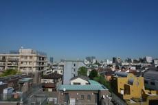 アールヴェール新宿弁天町 玄関前眺望702