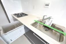 神宮前コーポラス キッチン設備