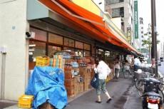 マンション小石川台 スーパー