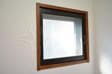 コスモ学芸大学 キッチンスペースに窓あり