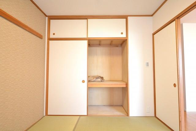 コスモ学芸大学 約6畳の和室
