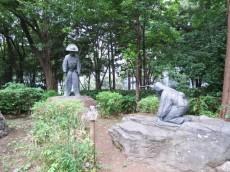 新宿パークサイド永谷 周辺環境