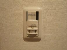 西新宿ハウス 玄関照明は人感センサー付306