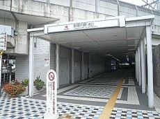 コンド田園調布 多摩川駅周辺