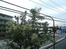 コンド田園調布 3階からの眺望