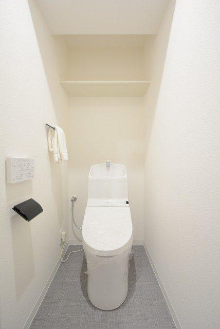 アークステージ田園調布 トイレ