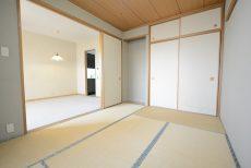 世田谷船橋パークホームズ 和室6.0