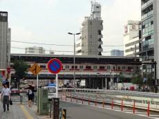 松風園コーポ 中目黒駅周辺
