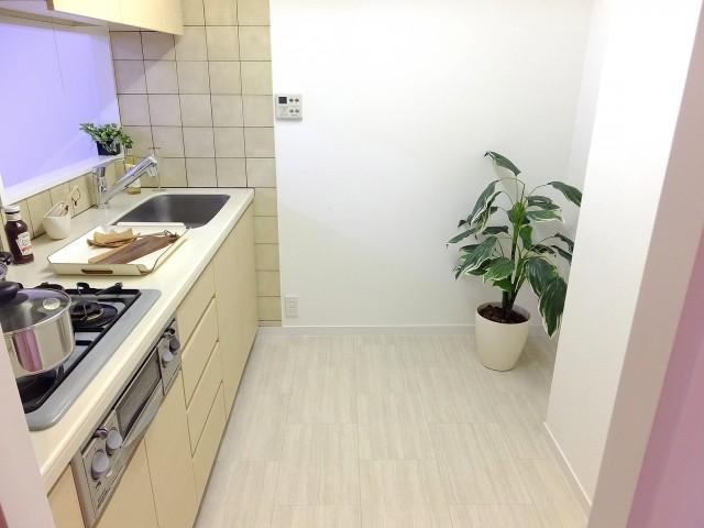 デュオリスタ錦糸町 キッチン203