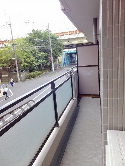デュオリスタ錦糸町 バルコニー203