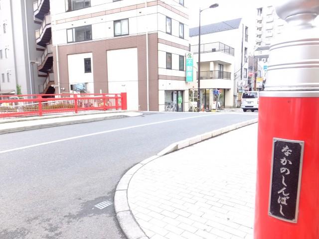 ライズ中野新橋 周辺