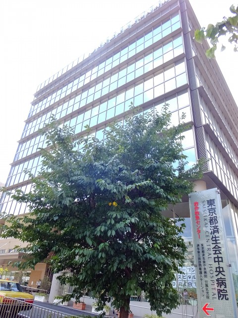 サニークレスト三田 済生会中央病院
