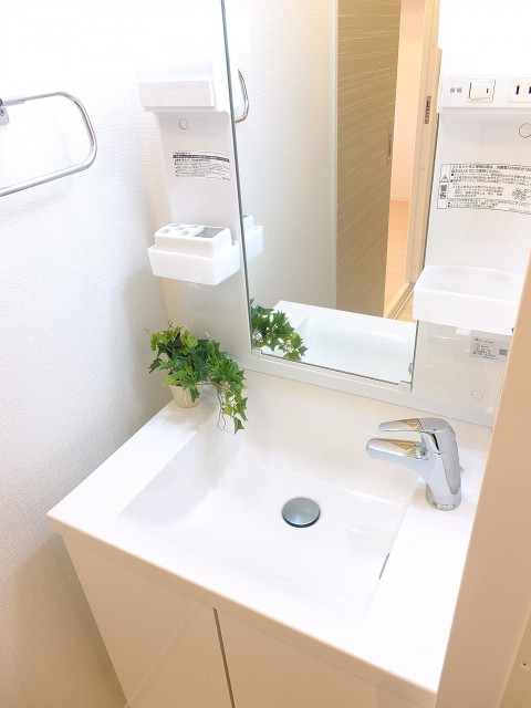 五反田コーポビアネーズ 洗面台