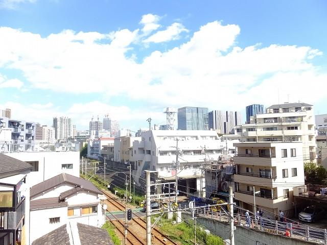 五反田コーポビアネーズ 眺望