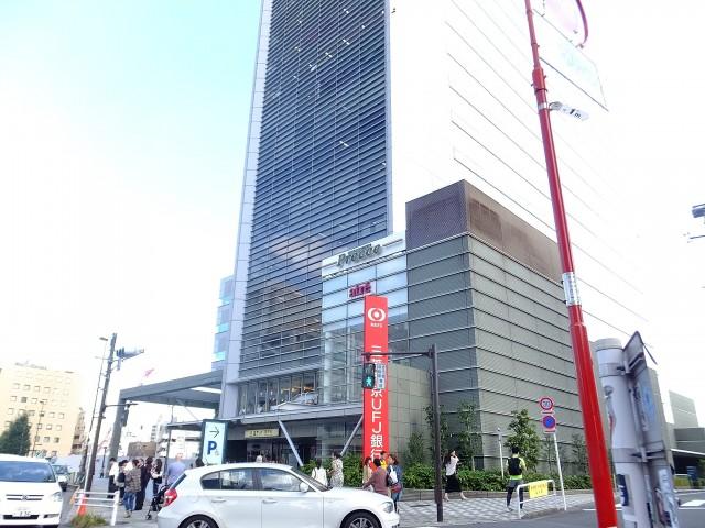 ザ・グランフォーリア目黒 駅前