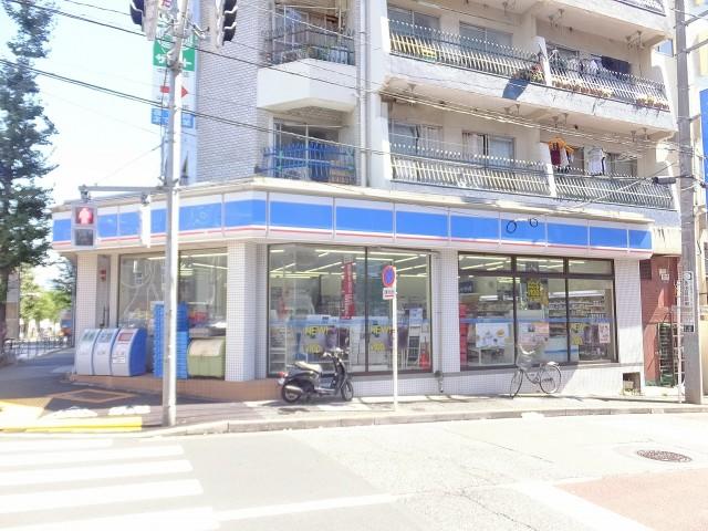 日商岩井方南町マンション ローソン