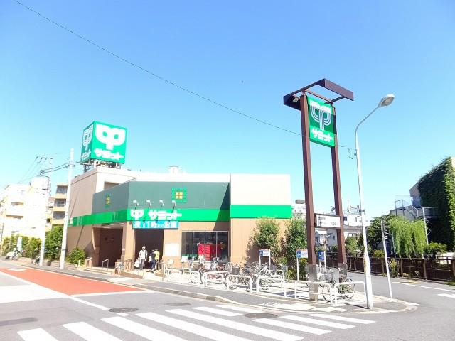 日商岩井方南町マンション サミット