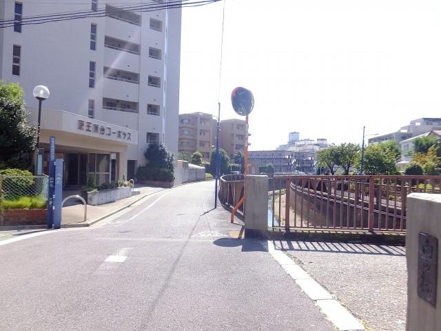 日商岩井方南町マンション 周辺