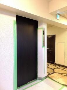 マンション白金苑 エレベーター
