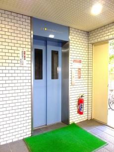 ニックハイム飯田橋 エレベーター