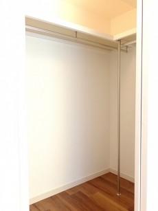 尾山台リバーサイドハイデンス 6.0帖のベッドルームWIC