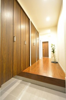 セイントマンション 玄関