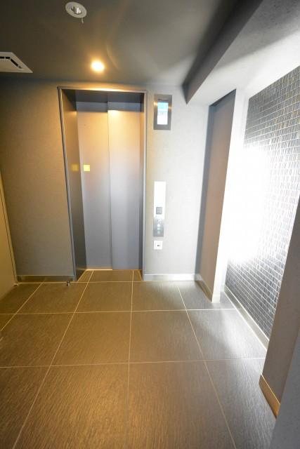 ブランズ中野南台 エレベーター