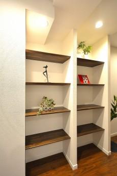 セイントマンション 飾り棚