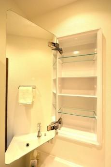 セイントマンション 洗面台鏡