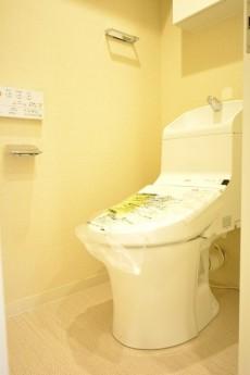 五反田コーポビアネーズ ウォシュレット付きトイレ