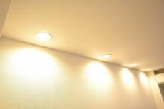 セイントマンション LDK照明