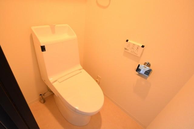 日興パレス広尾プラザ トイレ