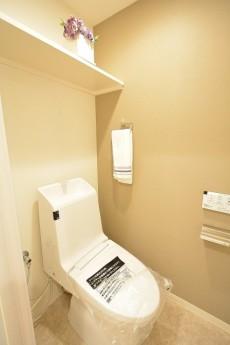 ハイツ赤坂 トイレ 402