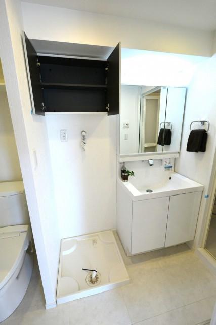 豊栄西荻マンション 洗濯機置場・洗面台
