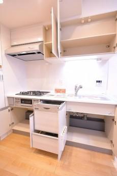 秀和第二南平台レジデンス キッチン