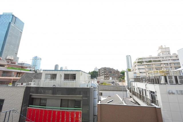 ハイツ赤坂 眺望 402