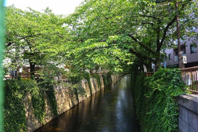 松風園コーポ 目黒川