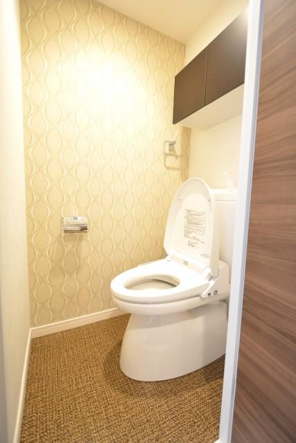 西荻リリエンハイム トイレ