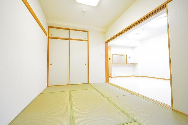 クリオ高田馬場壱番館 6.0帖の和室