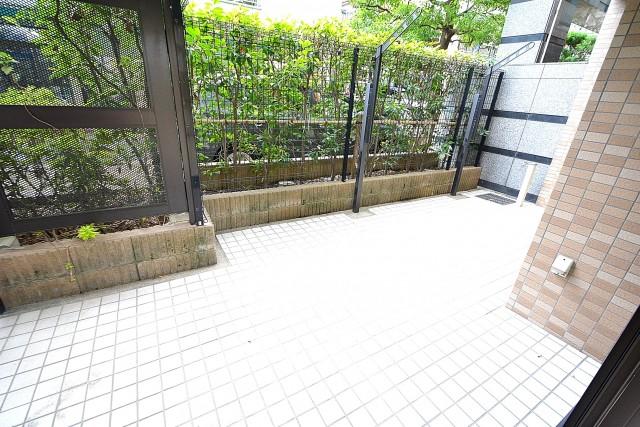 クリオ高田馬場壱番館 バルコニー