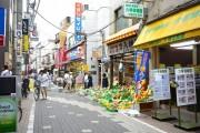 パールハイツ幡ヶ谷 商店街
