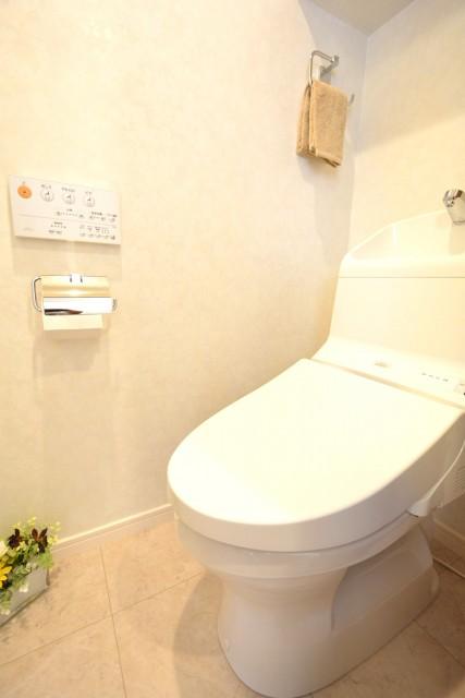 ダコタ西荻 トイレ