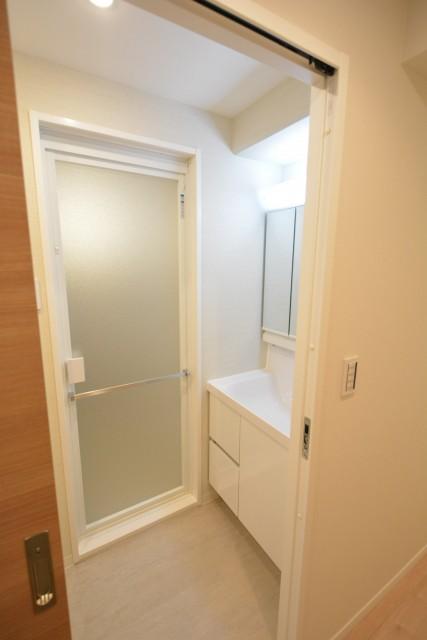 朝日プラザ梅ヶ丘 洗面室 302