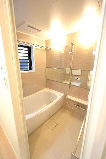 朝日プラザ梅ヶ丘 浴室 201