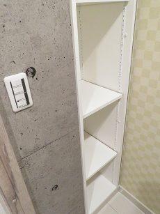 ダコタ西荻 トイレ収納