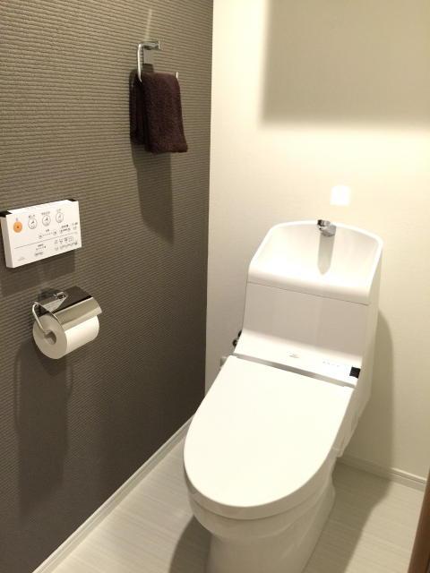 北大塚ハイツ トイレ