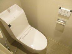 南青山高樹町マンション トイレ