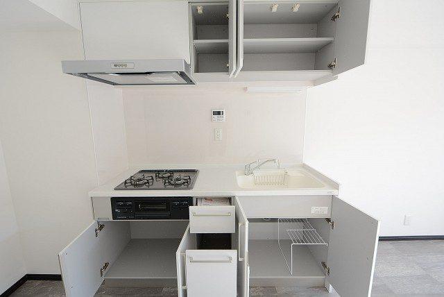 メナー代田  キッチン
