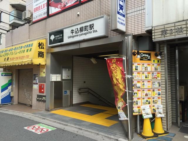 藤和薬王寺ホームズ 牛込柳町駅