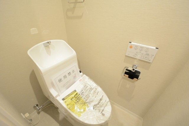 パークハイム上馬 トイレ